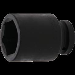 "Impact Socket Hexagon, deep  25 mm (1"") Drive  50 mm"