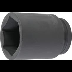 "Impact Socket Hexagon, deep  25 mm (1"") Drive  75 mm"