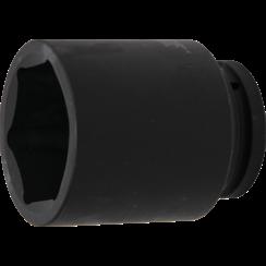 "Impact Socket Hexagon, deep  25 mm (1"") Drive  80 mm"