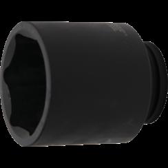"Impact Socket Hexagon, deep  25 mm (1"") Drive  100 mm"