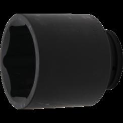 "Impact Socket Hexagon, deep  25 mm (1"") Drive  105 mm"