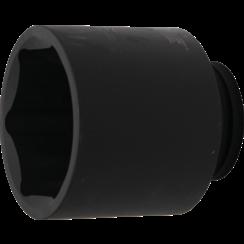"Impact Socket Hexagon, deep  25 mm (1"") Drive  110 mm"