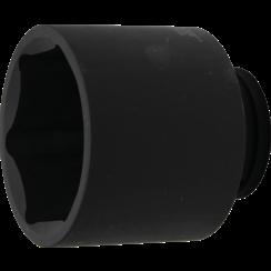 "Impact Socket Hexagon, deep  25 mm (1"") Drive  115 mm"