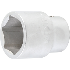 "Dopsleutel zeskant  25 mm (1"")  41 mm"