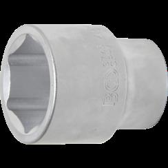 "Dopsleutel zeskant  25 mm (1"")  46 mm"