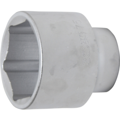 "Dopsleutel zeskant  25 mm (1"")  75 mm"