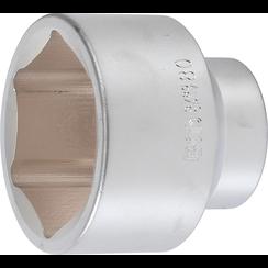 "Dopsleutel zeskant  25 mm (1"")  80 mm"
