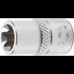 "Socket, E-Type  6.3 mm (1/4"") Drive  E11"