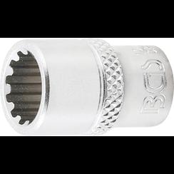 """Socket, Gear Lock, deep  6,3 mm (1/4"""") Drive  10 mm"""