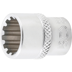 """Dopsleutel Gear Lock  6,3 mm (1/4"""")  13 mm"""