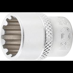 """Socket, Gear Lock, deep  6,3 mm (1/4"""") Drive  14 mm"""