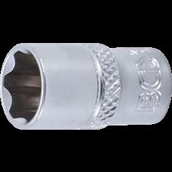 """Socket, Super Lock  6.3 mm (1/4"""") Drive  10 mm"""