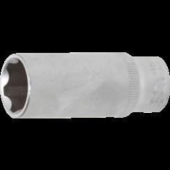 """Socket, Super Lock, deep  6.3 mm (1/4"""") Drive  14 mm"""
