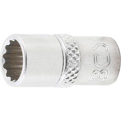 "Socket, 12-point  6.3 mm (1/4"") Drive  5/16"""