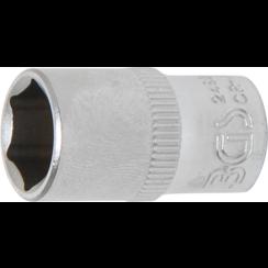 "Dopsleutel zeskant  6,3 mm (1/4"")  10 mm"