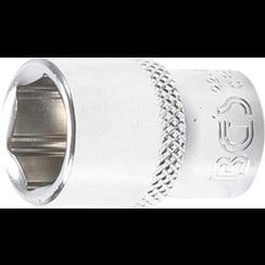 "Dopsleutel zeskant  6,3 mm (1/4"")  11 mm"