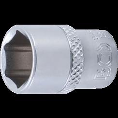 "Dopsleutel zeskant  6,3 mm (1/4"")  12 mm"