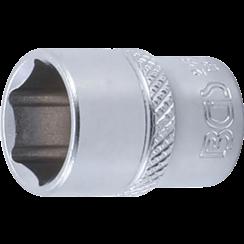 "Dopsleutel zeskant  6,3 mm (1/4"")  13 mm"