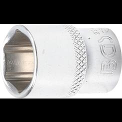 "Dopsleutel zeskant  6,3 mm (1/4"")  14 mm"