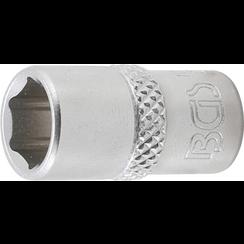 "Dopsleutel zeskant  6,3 mm (1/4"")  11/32"""