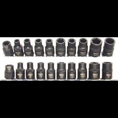 Special Car Sockets  3- / 5- / 6- / 10-point  10 pcs.