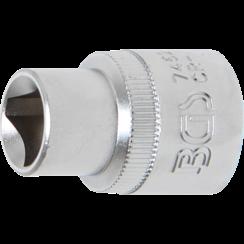 Schakelkast 3 kante dopsleutel 1/2,   M8 (12 mm)