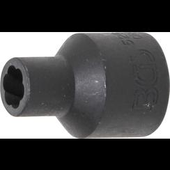 "Speciale dopsleutel / schroefuitdraaier  12,5 mm (1/2"")  8 mm"