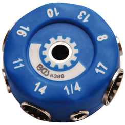 Multi-Screwdriver  Gear Lock