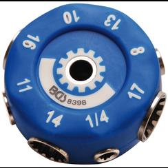 Multischroevendraaier  Gear Lock