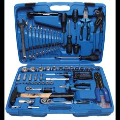 Socket Set / Tool Assortment  117 pcs.