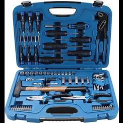 Socket Set / Tool Assortment  67 pcs.