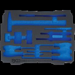 Koffer inlegmodule voor Art.BOXSYS1 & 2  leeg  voor Art.3353