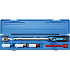 """Torque Wrench Set  12.5 mm (1/2"""")  40 - 200 Nm"""