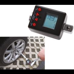 "Digital Torque Adaptor  12.5 mm (1/2"")  40 - 200 Nm"