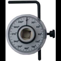 """Draaihoekmeter  12,5 mm (1/2"""")"""