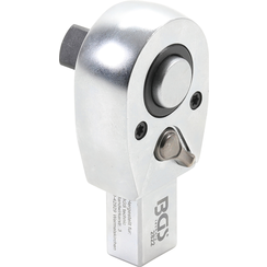 """Plug-in Reversible Ratchet  12.5 mm (1/2"""")  Square Size 14 x 18 mm"""