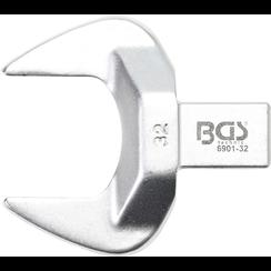Insteek-steeksleutel  32 mm  opname 14 x 18 mm