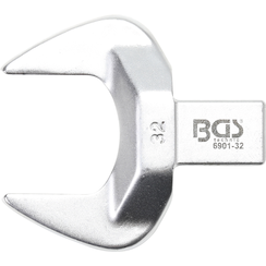 Open-End Push Fit Spanner  32 mm  Square Size 14 x 18 mm