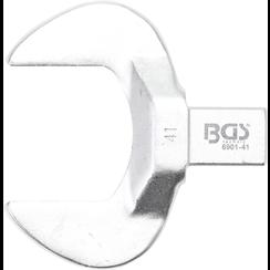 Insteek-steeksleutel  41 mm  opname 14 x 18 mm