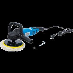 Elektrische polijstmachine  max. 3000 omw/min  1300 W  Ø 180 mm
