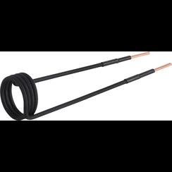 Inductiespoel voor inductieapparaat  38 mm  90° haaks  voor BGS 2169