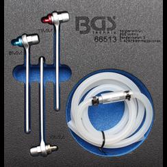 Tool Tray 1/6: Brake Bleeder Wrench Set  8 - 10 - 11 mm  4 pcs.
