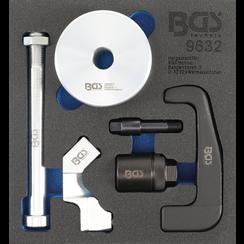 Gereedschapmodule 1/6: Injectorenuittrekker  voor Bosch CDI-injectoren  6-dlg