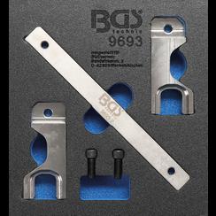 Tool Tray 1/6: Balance Shaft Adjusting Tool Set  for Mercedes-Benz OM651