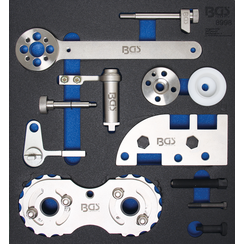 Tool Tray 2/3: Engine Timing Tool Set  for Volvo B4204