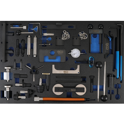 Tool Tray 3/3: Engine Timing Tool Set  for Ford, VAG, Mazda, Volvo