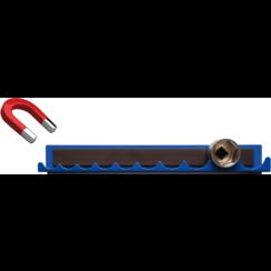 """Opsteekrail voor dopsleutels  magnetisch  voor 12,5 mm (1/2"""")"""