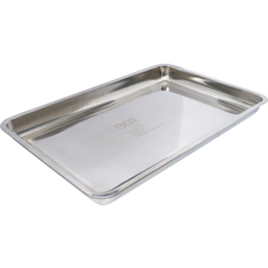 Drip Tray  Stainless Steel  600 x 400 mm