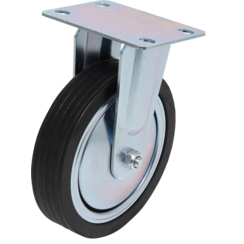 Wheel with Base for Workshop Trolley BGS 2001