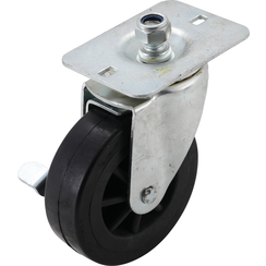 Caster Wheel for Workshop Trolley BGS 4105